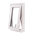 Timber fully reversible casement window